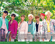 VAV 2019 Meet and Live in japan - PREMIUM CONCERT - (仮)